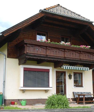 Ferienhaus Mariapfarr - Chalet Hoamat