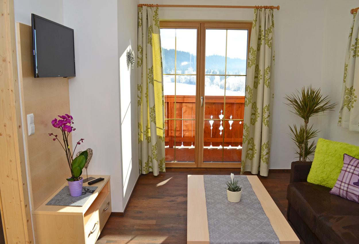 Appartement Skiurlaub Fanningberg