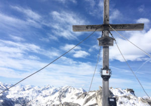 Skitour zum Kesselspitz