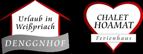 Denggnhof & Chalet Hoamat Logo