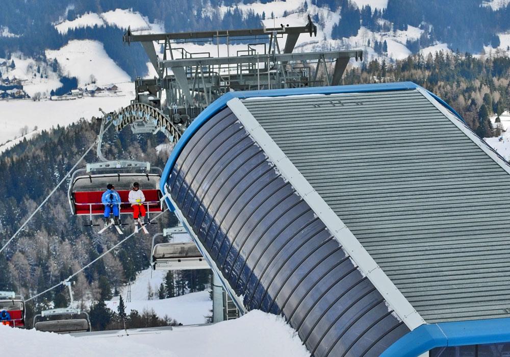 Skiurlaub - Zirbenjet Fanningberg