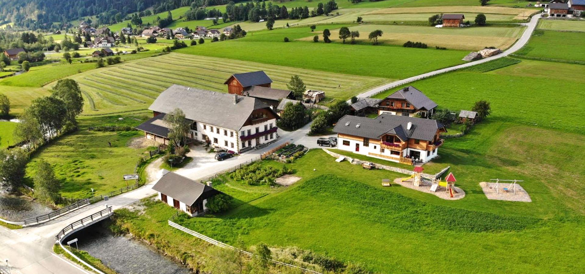 Urlaub am Bauernhof Lungau Weißpriach