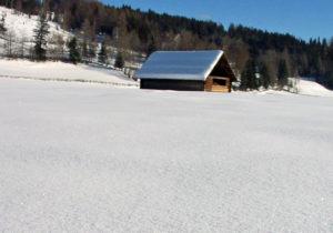 Winterlandschaft im Lungau